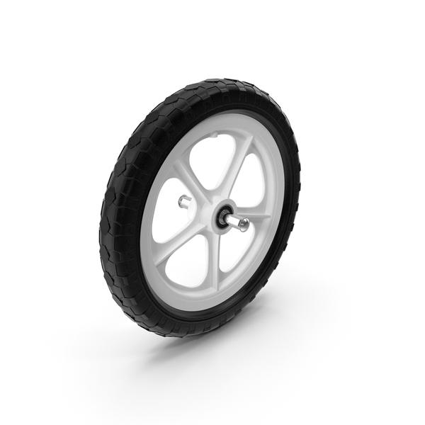 Balance Bike Wheel PNG & PSD Images