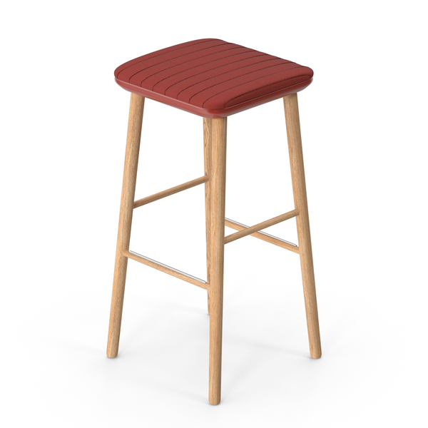 BALEA Missana Bar Stool PNG & PSD Images