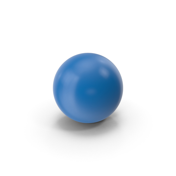Pit: Ball Blue PNG & PSD Images