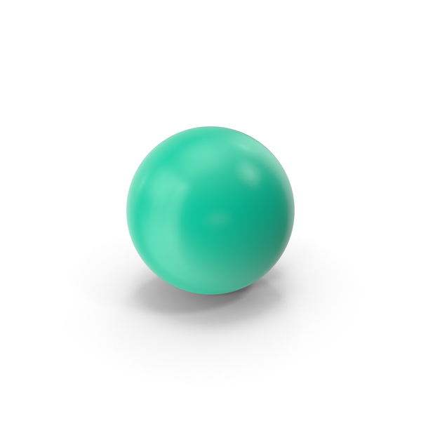 Pit: Ball Green Blue PNG & PSD Images