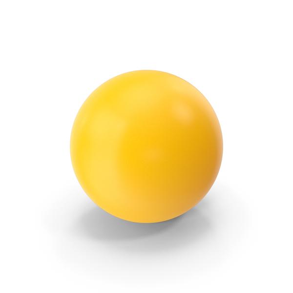 Baseball: Ball Orange PNG & PSD Images