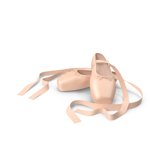 Ballet Shoes PNG & PSD Images