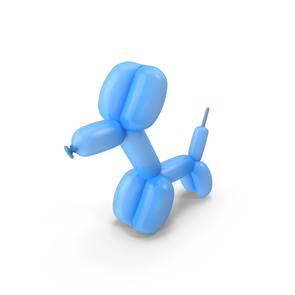 Balloon Dog PNG & PSD Images