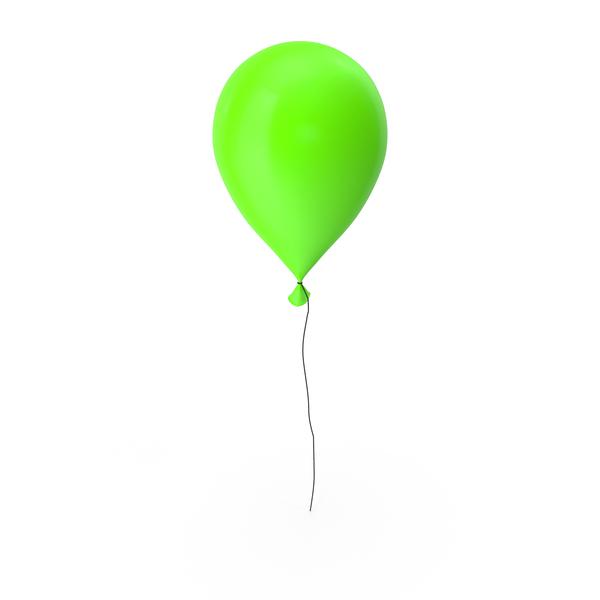 Balloons: Balloon Green PNG & PSD Images