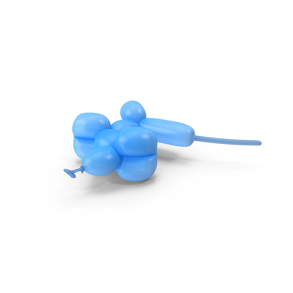 Balloon Mouse PNG & PSD Images