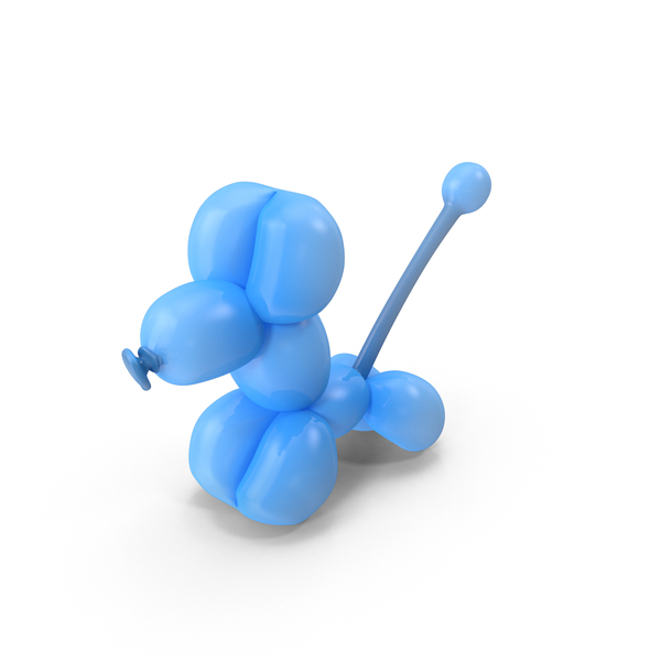 Balloon Poodle PNG & PSD Images