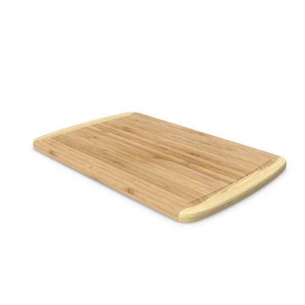Bamboo Chopping Board PNG & PSD Images