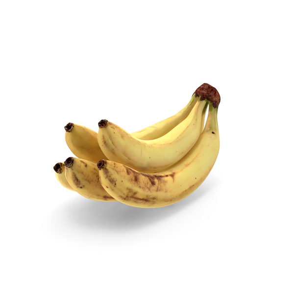 Banana Bunch PNG & PSD Images