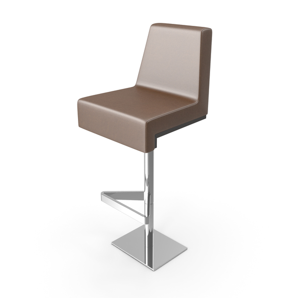 Stool: Bar Chair PNG & PSD Images