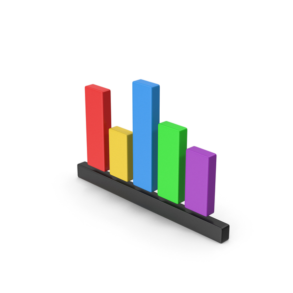 Line Chart: Bar Graph Icon PNG & PSD Images