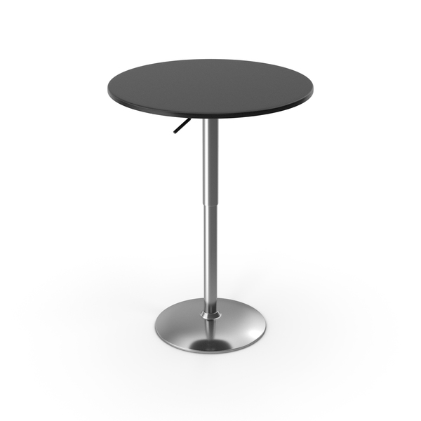 Bar Table Black PNG & PSD Images