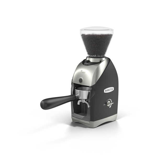 Baratza Preciso Coffee Grinder PNG & PSD Images
