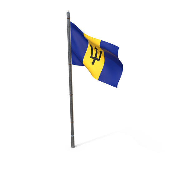 Barbados Flag PNG & PSD Images
