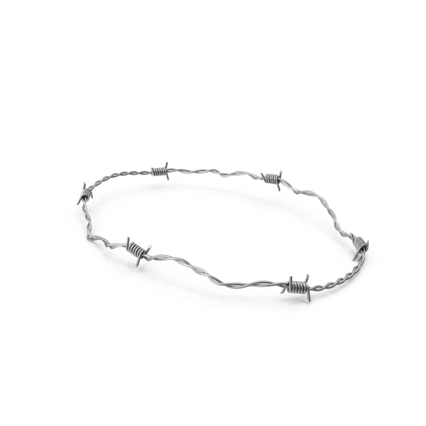 Fence: Barbed Wire PNG & PSD Images