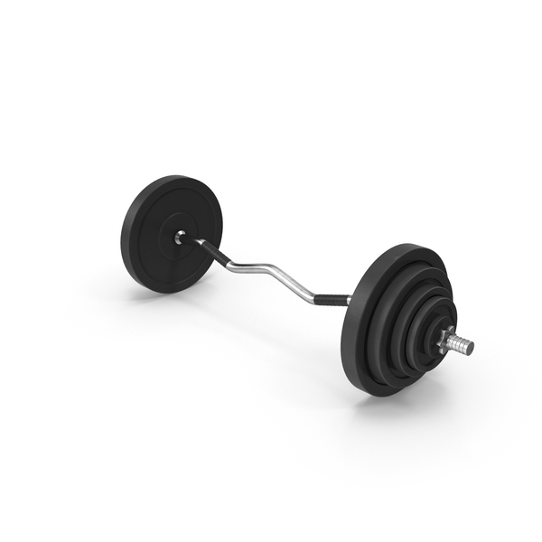 Barbell Weight Object