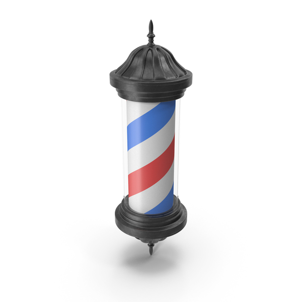 Barbershop Lamp Classic PNG & PSD Images