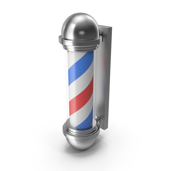 Barbershop Lamp PNG & PSD Images