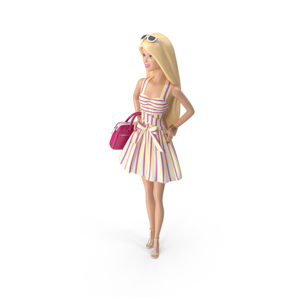 Barbie Doll PNG & PSD Images