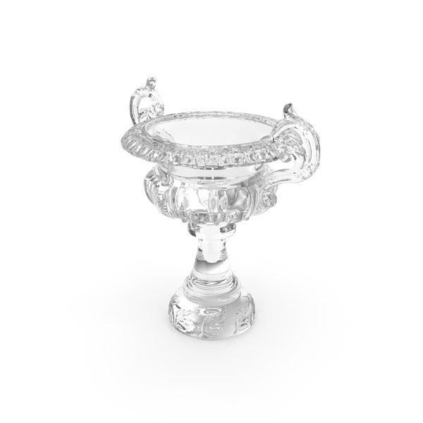 Baroque Glass Vase PNG & PSD Images