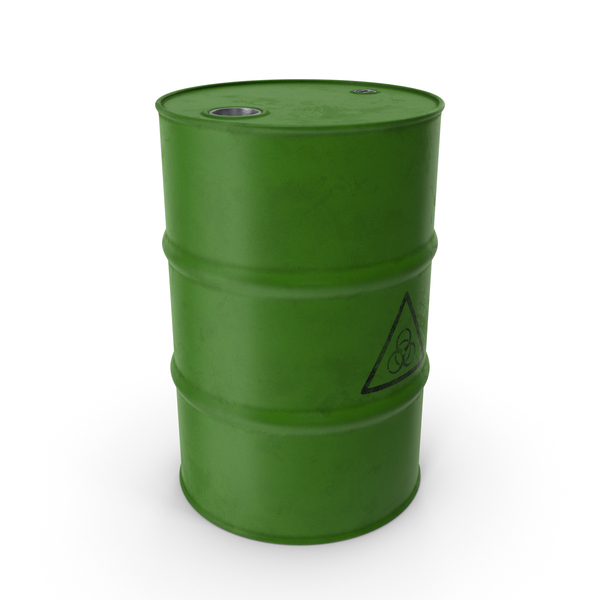 Steel: Barrel Metal Clean Bio-toxic PNG & PSD Images