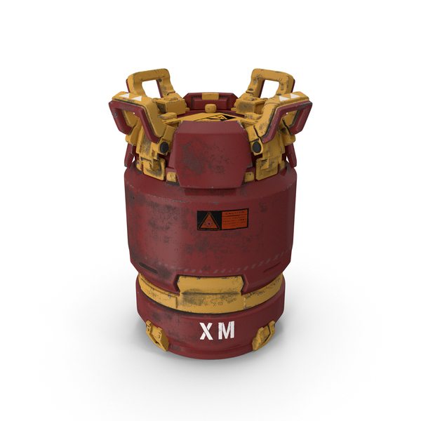 Science Fiction Device: Barrel PNG & PSD Images