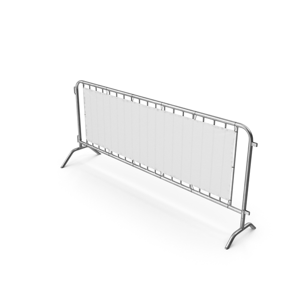 Traffic: Barrier Metal Perforated PNG & PSD Images