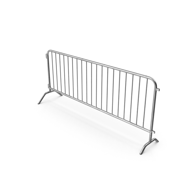 Traffic: Barrier Metall Solid PNG & PSD Images