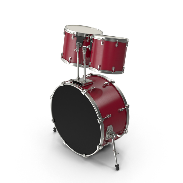 Base Drum with Toms PNG & PSD Images