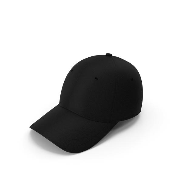 Baseball Cap Black PNG & PSD Images