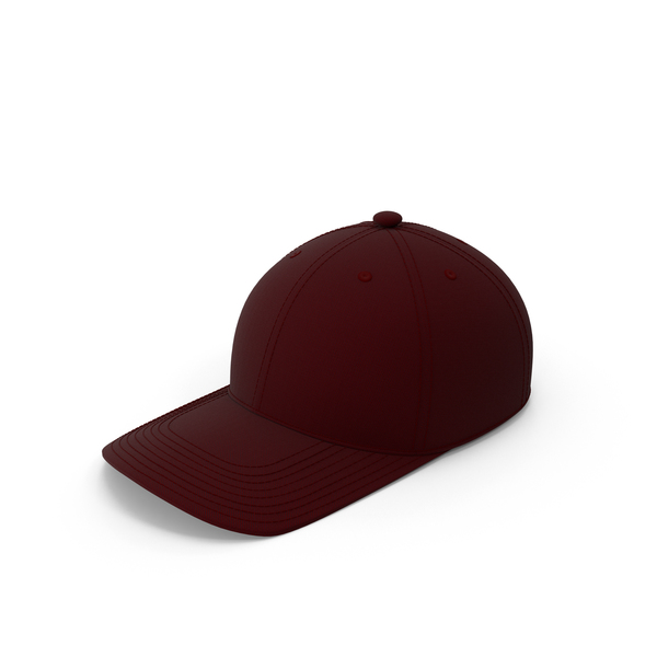 Baseball Cap Red PNG & PSD Images