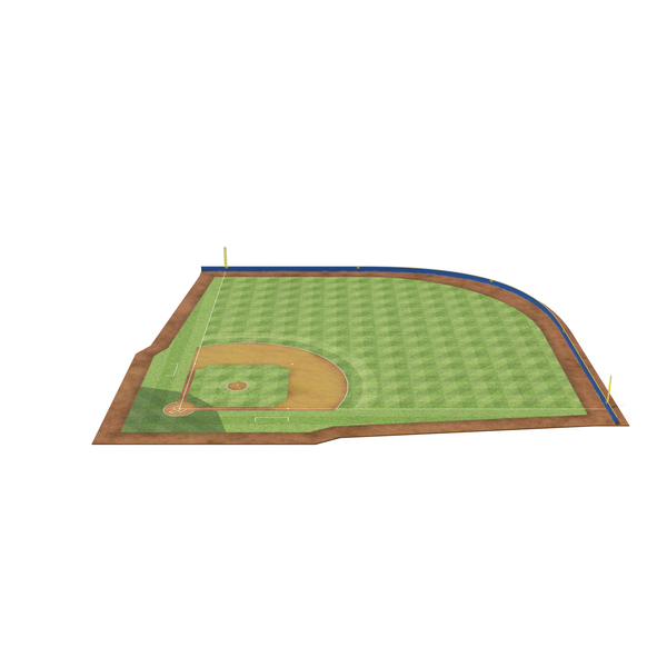 Stadium: Baseball Field PNG & PSD Images