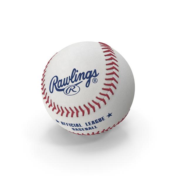 Baseball Rawlings (New) PNG & PSD Images