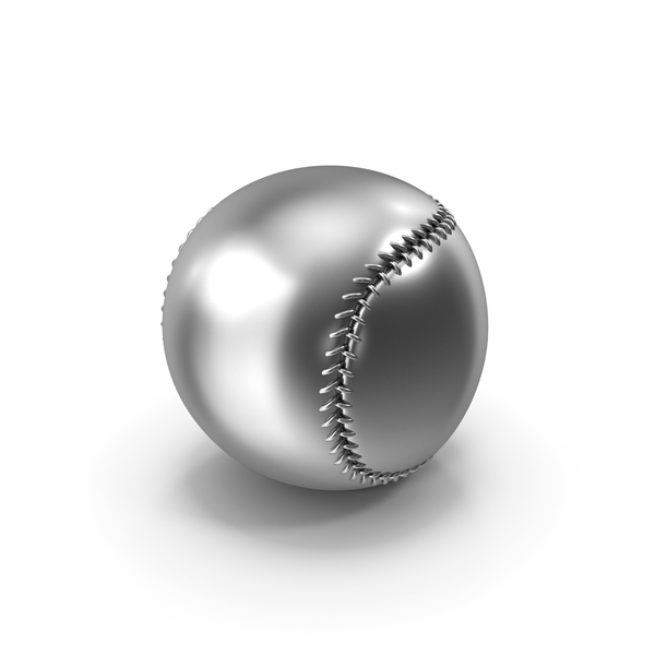 Baseball Silver PNG & PSD Images