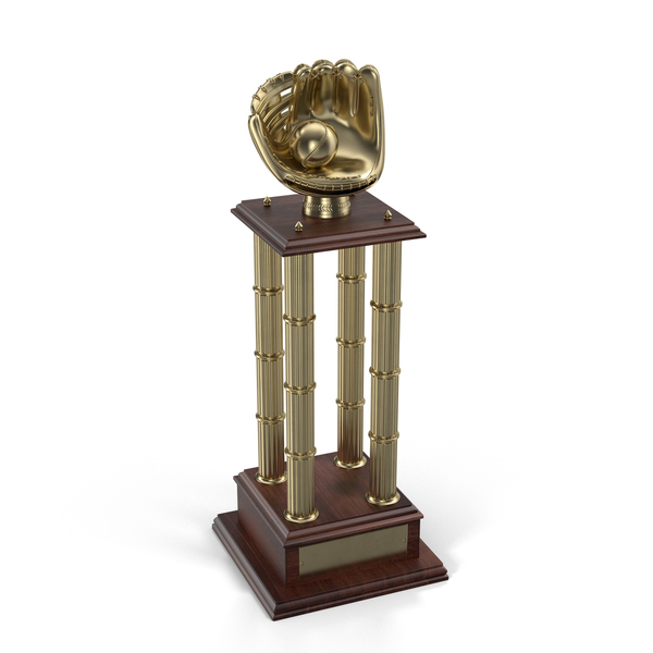 Baseball Trophy PNG & PSD Images