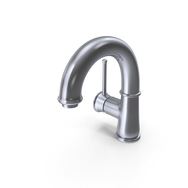Basin Mixer Faucet PNG & PSD Images