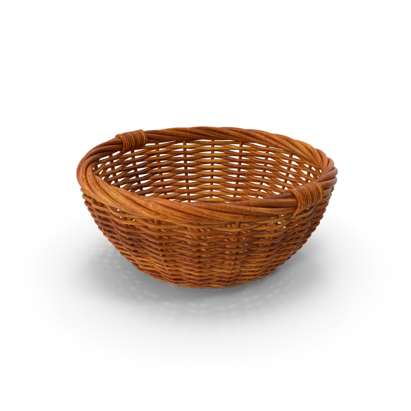 Wicker: Basket PNG & PSD Images