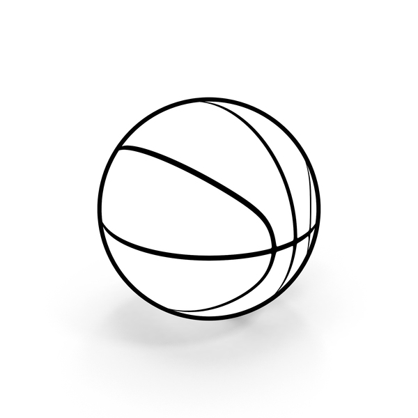 Basketball Ball Cartoon PNG & PSD Images
