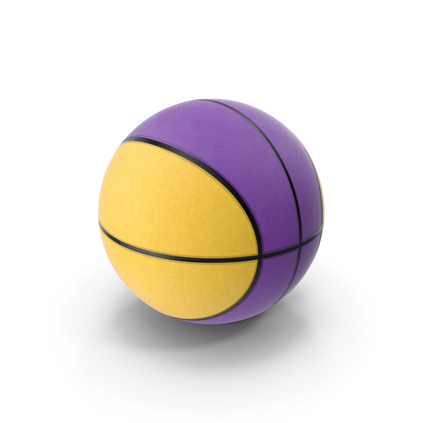 Basketball Colored PNG & PSD Images