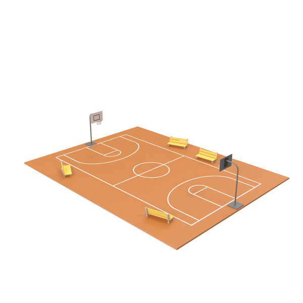 Basketball Court PNG & PSD Images