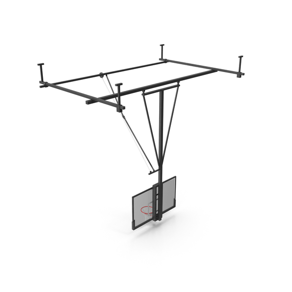 Basketball Hoop for Ceiling Mount PNG & PSD Images