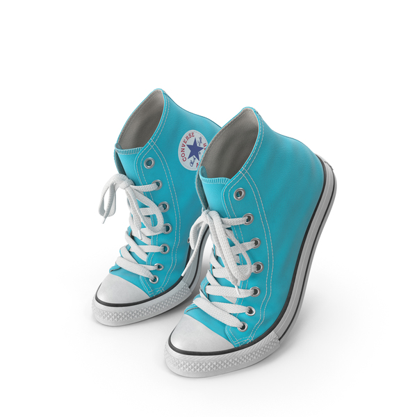 Industrial Equipment: Basketball Leather Shoes Bent Light Blue PNG & PSD Images