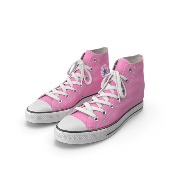 Industrial Equipment: Basketball Leather Shoes Pink PNG & PSD Images