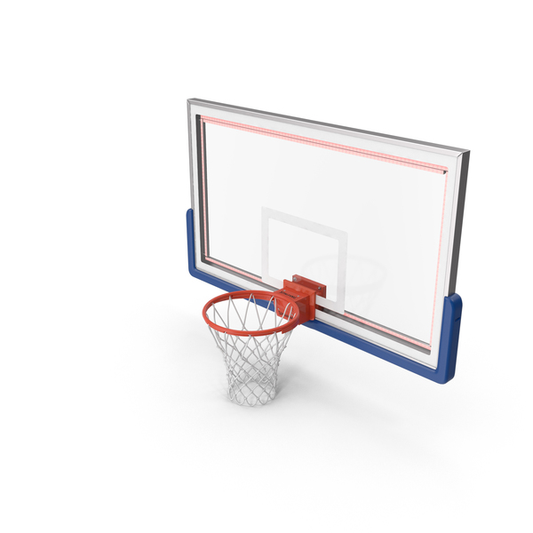 Rim: Basketball Net and Board PNG & PSD Images