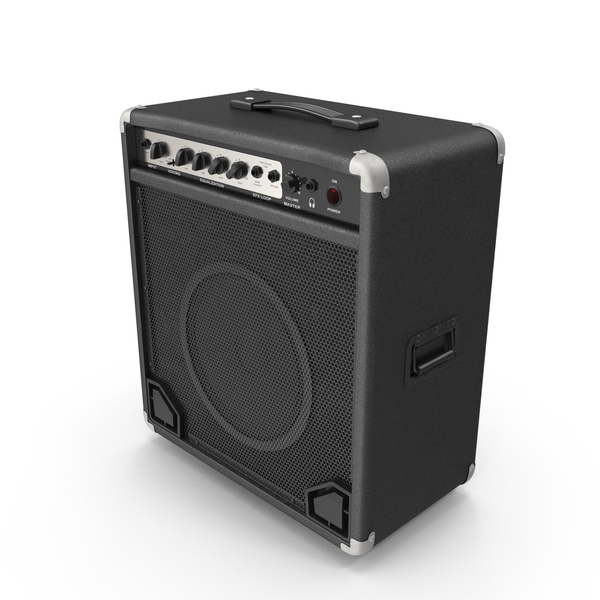 Bass Amplifier PNG & PSD Images