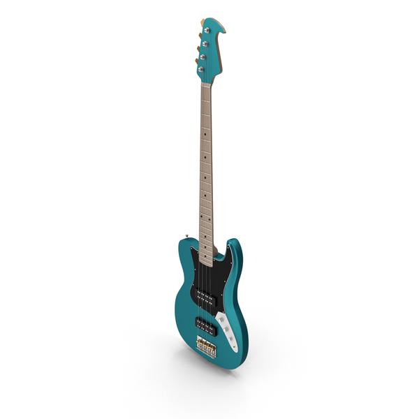 Bass Guitar Object