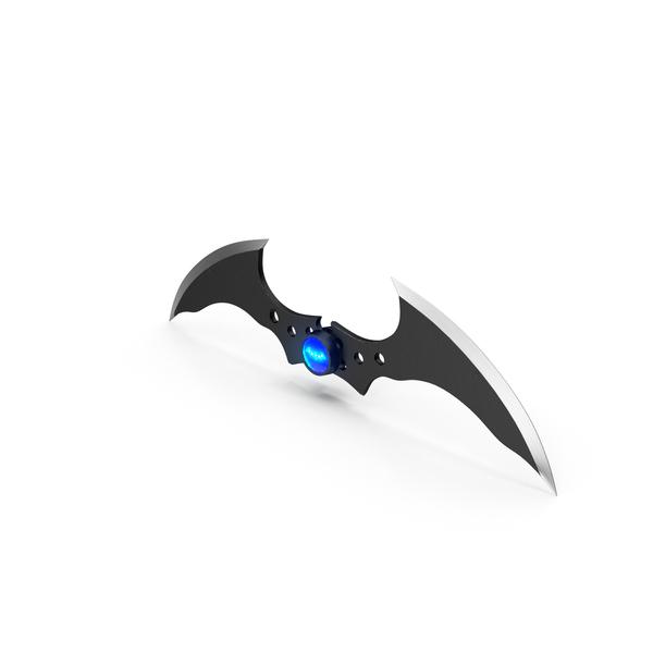 Batarang Object