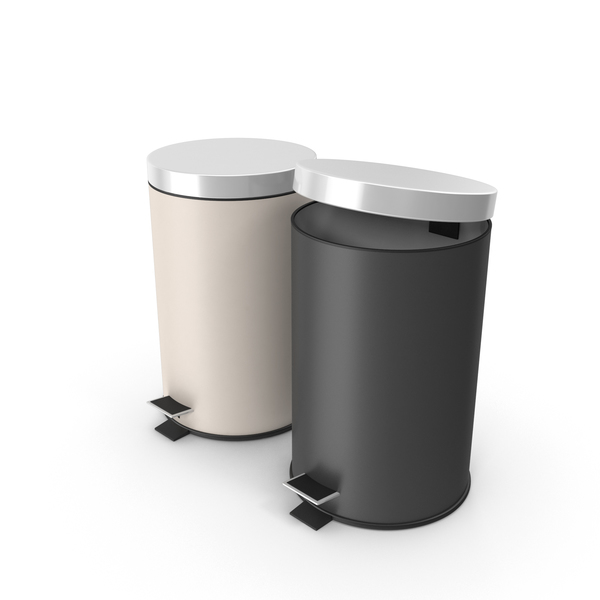 Bathroom Bins PNG & PSD Images