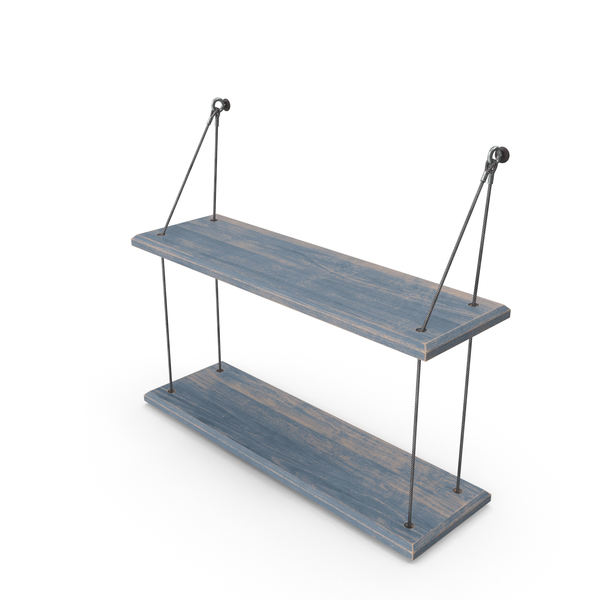 Bathroom Shelf Empty PNG & PSD Images