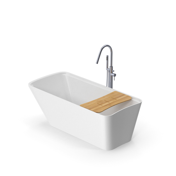 Bathtub Set PNG & PSD Images