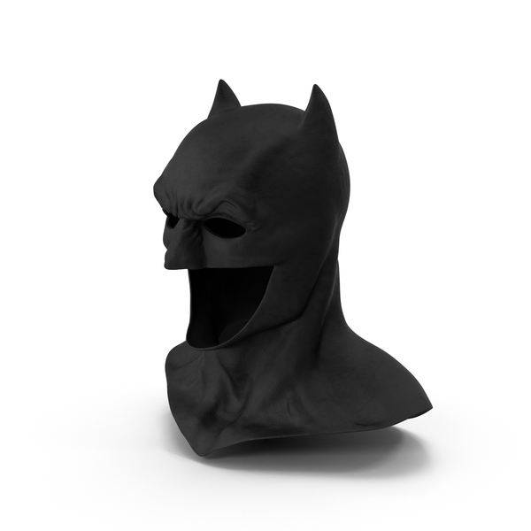 Batman Cowl Object